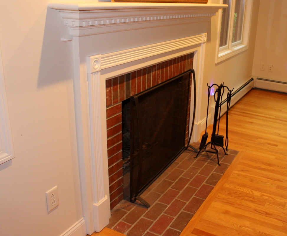 Replacement Wood Fireplace Panels Cityzens